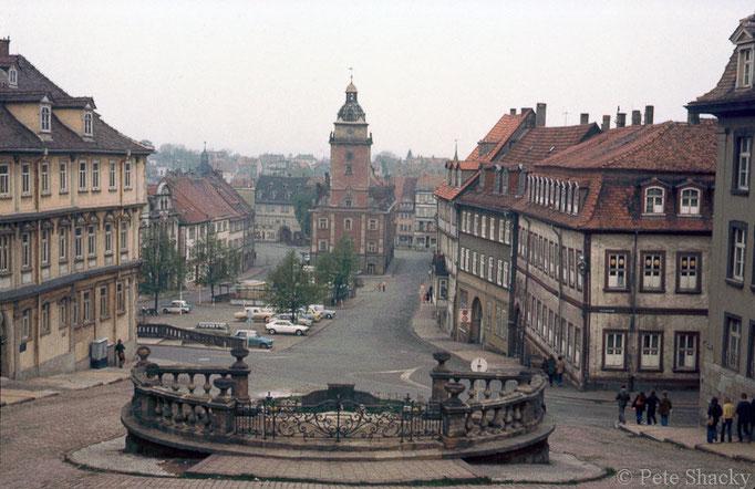 Gotha - Wasserkunst - 1979