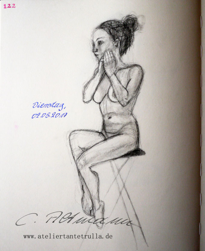 täglich eine zeichnung