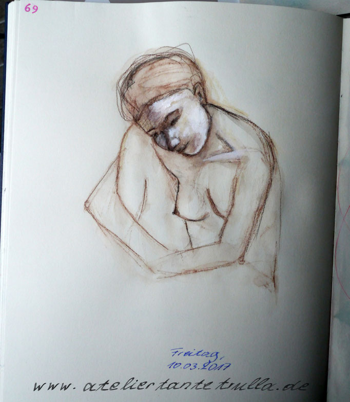 daily figure drawing