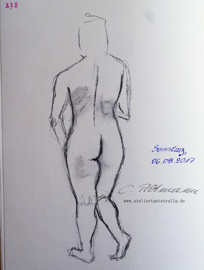 Aktzeichnung 218/365 Conni Altmann