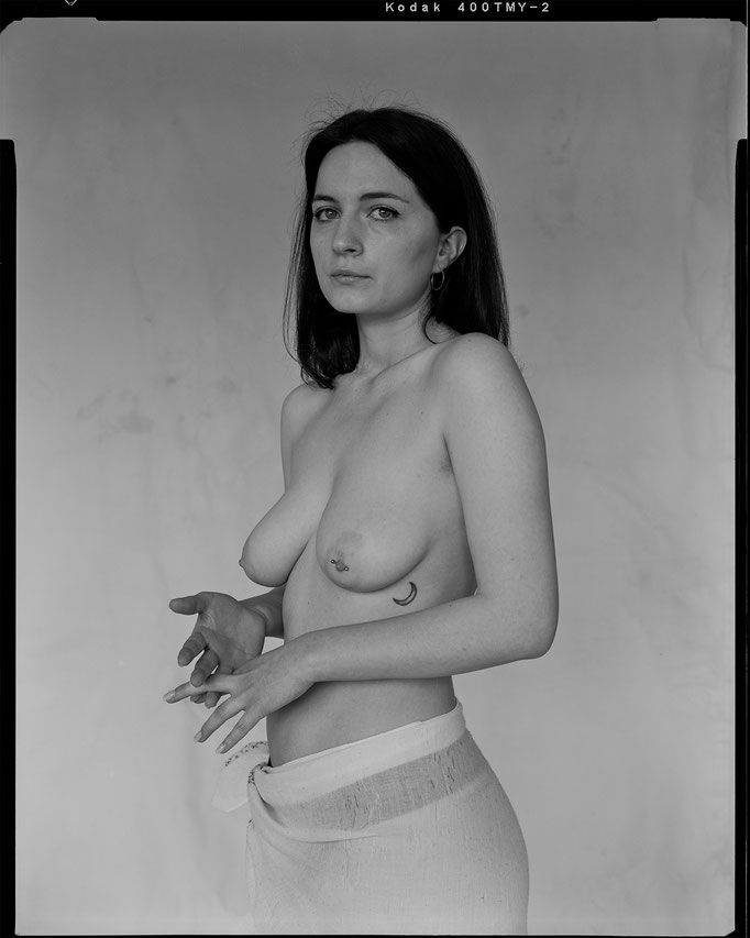 Anita by Daniel Cosentino  photograpy  8 x 6.5 x 1   $1200