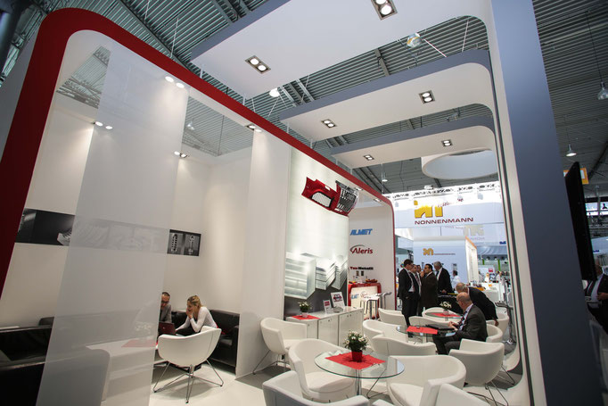 MOULDING EXPO Stuttgart 2015 / Aleris Rolled Products