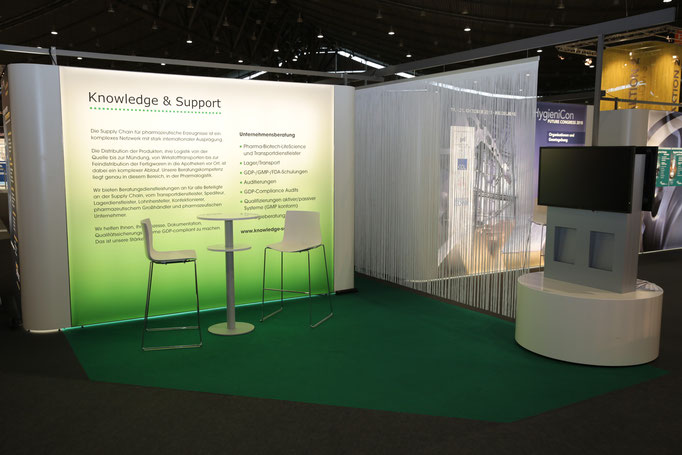 LOUNGES Stuttgart 2015 / Knowledge & Support