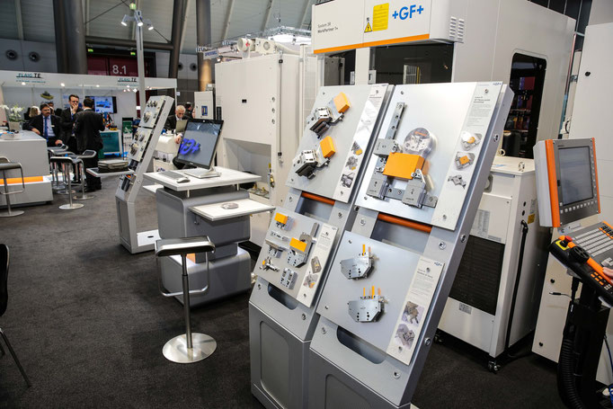 MOULDING EXPO Stuttgart 2015 / GF Machining Solutions GmbH