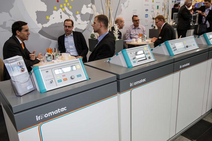CONTROL Stuttgart 2015 / innomatec Mess