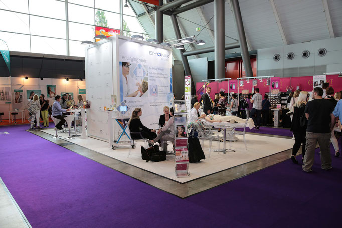 COSMETICA Stuttgart 2015 / Beauty lumis GmbH