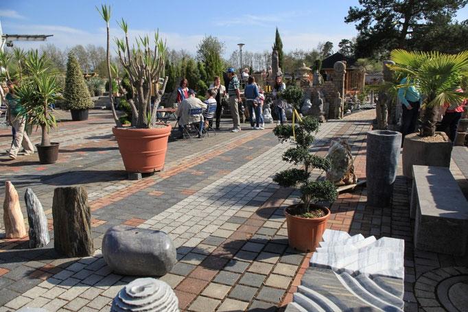 Hausmesse PALATINUM / Landschafts- und Gartendesign GdbR