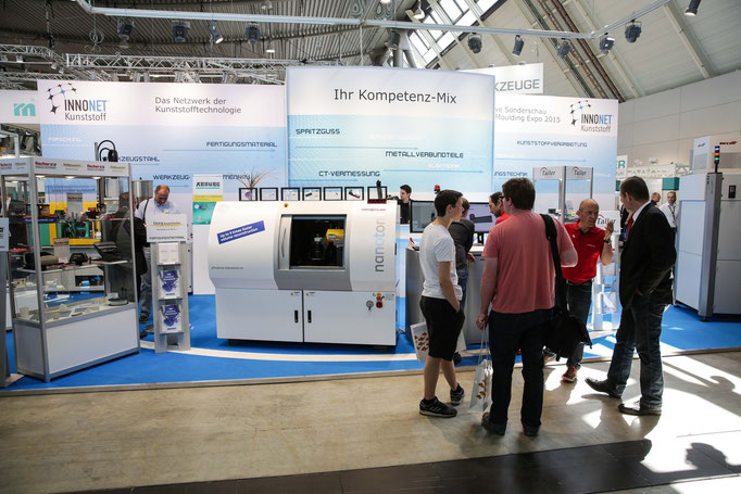 MOULDING EXPO Stuttgart 2015 / PROPLAS GmbH