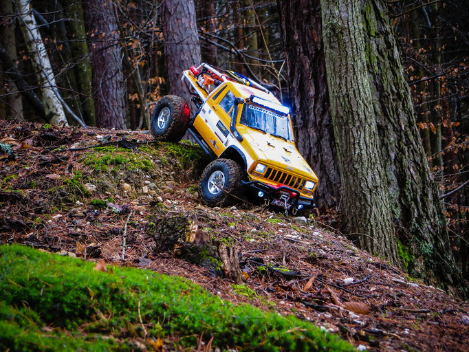 Super-Scale  |  Gerys Jeep Comanche