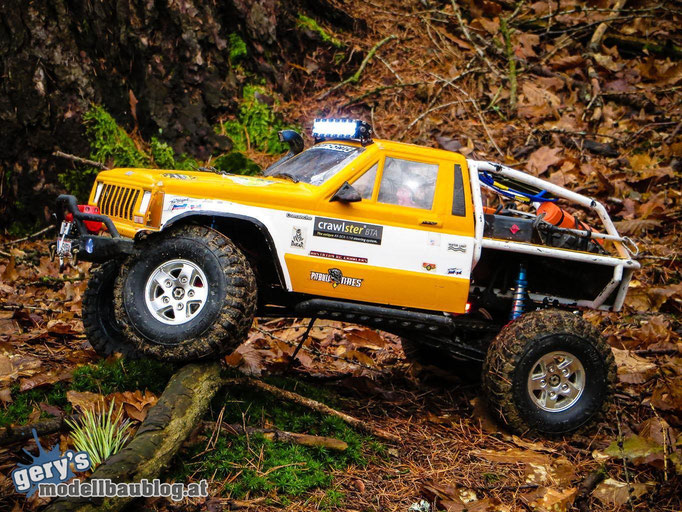 Super-Scale  |  Gerys Jeep Comanche
