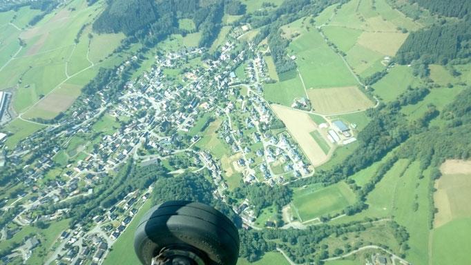 Luftbild Hesborn (von Andre Studen)