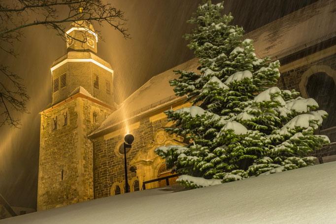 Kirche (Foto von Birgit Berkenkopf)