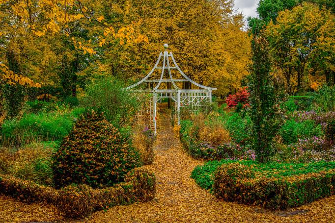 Zitadelle Herbst