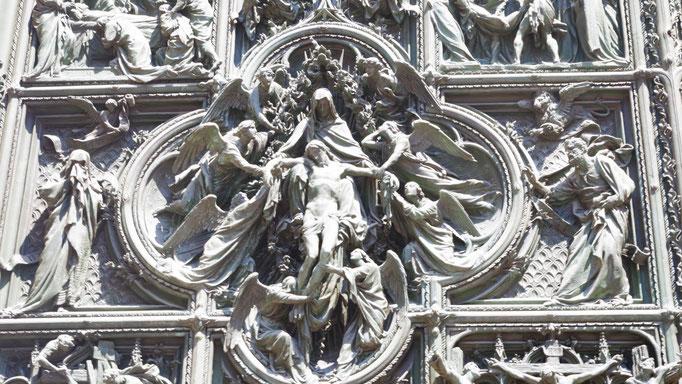 Détail du Duomo.