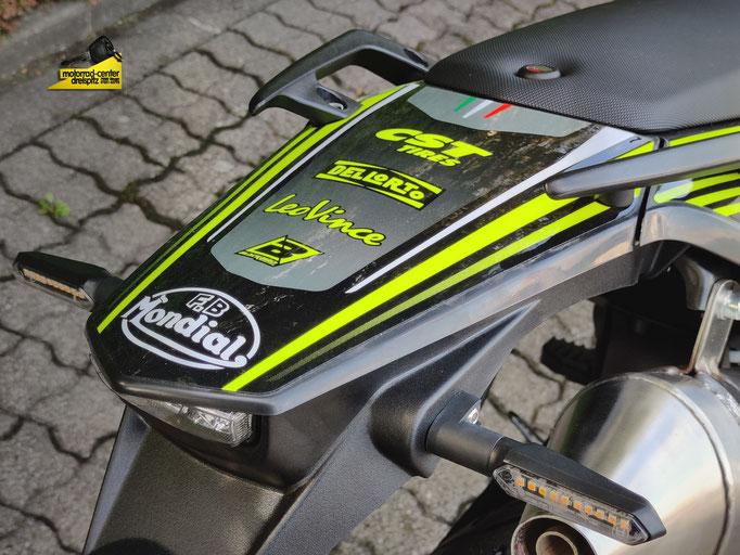 Motorrad-Center Dreispitz, F.B Mondial SMX125i ABS Supermoto