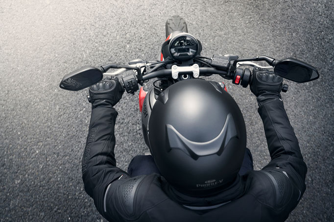 TRIUMPH Trident 660, Motorrad-Center Dreispitz, Triumph Dreispitz, Binzen