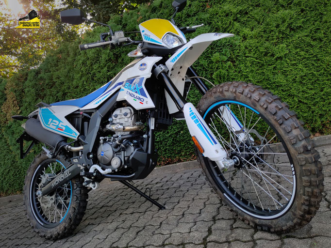 Motorrad-Center Dreispitz, F.B Mondial SMX 125i Enduro