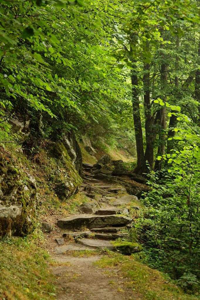 Treppenwege