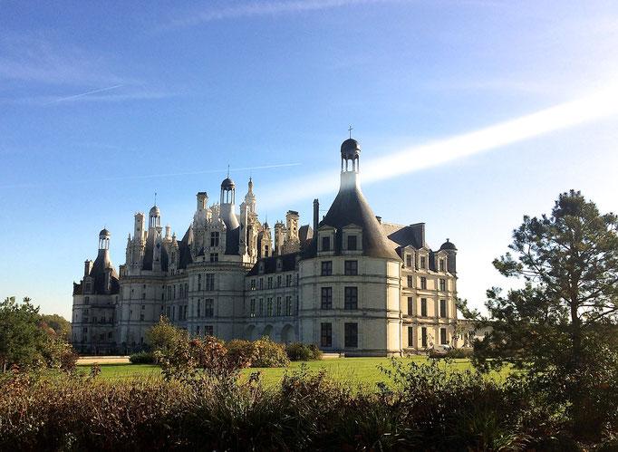 Château de Chambord  -  Manoir St. Just