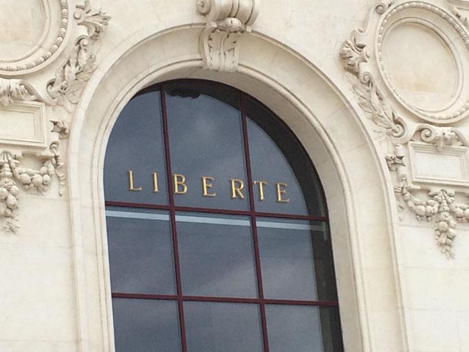 Liberté  -  Manoir St. Just
