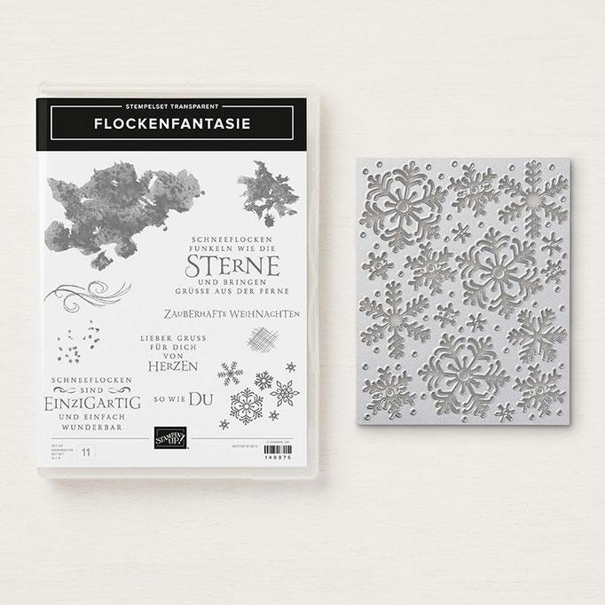 Produktpaket Flockenfantasie ©Stampin' Up!