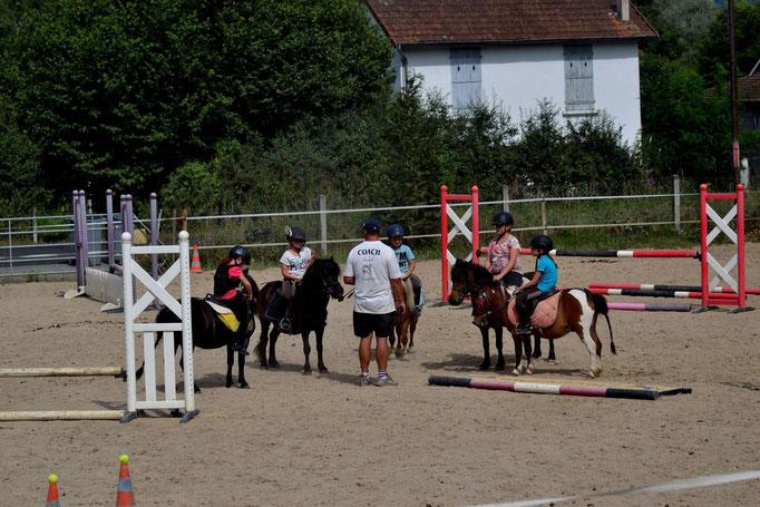Centre Equestre De Vaux 2015