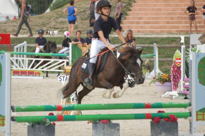 Championnats Lamotte Beuvron 2018, 6 ans.