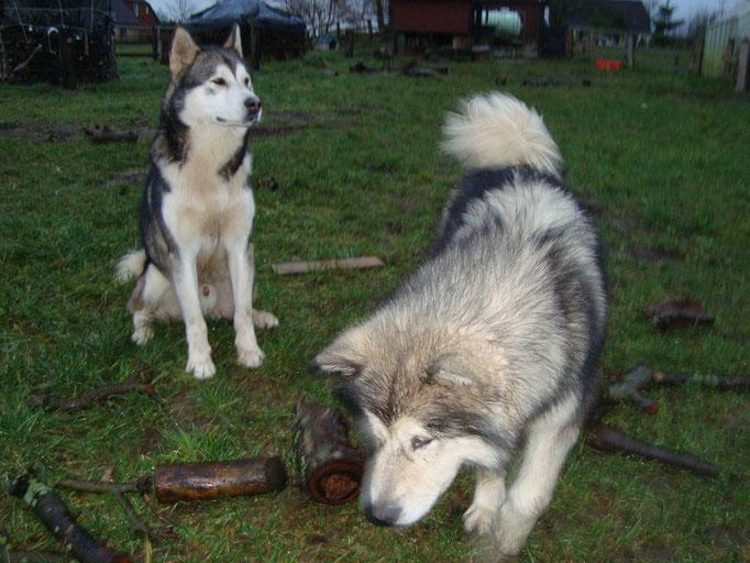 Kanee und Denya