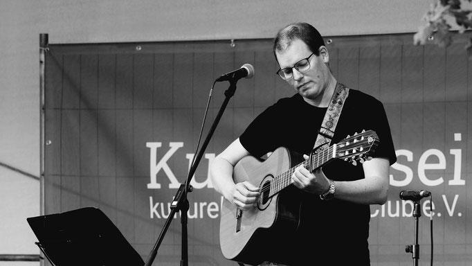 Song Slam, Nürtingen, 2021, Foto: K. Bühler/Kuckucksei (Bearbeitung: R. Steber)