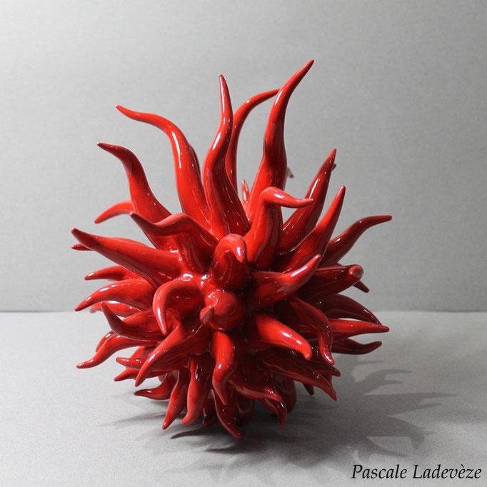 Petite ondulation rouge
