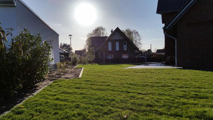 Rollrasen verlegen in Burgwedel und Burgdorf durch GreenFairway e.K.