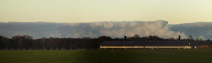 HG Vollmers - Wolken