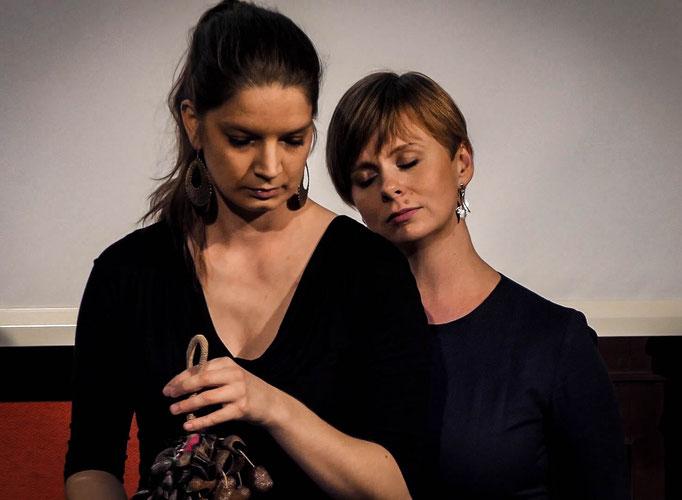 with Linnea Andreassen, Judisk Kultur