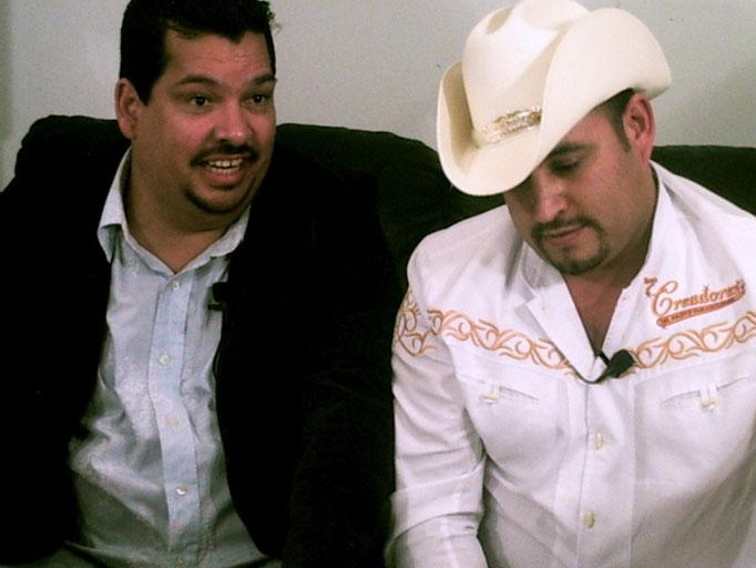 Pedro Ivan y Alfredo (Creadores del pasito)