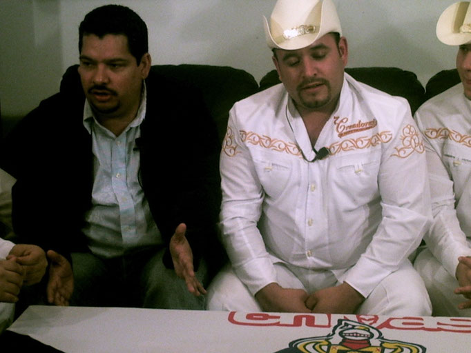 Pedro Ivan y Alfredo Ramirez