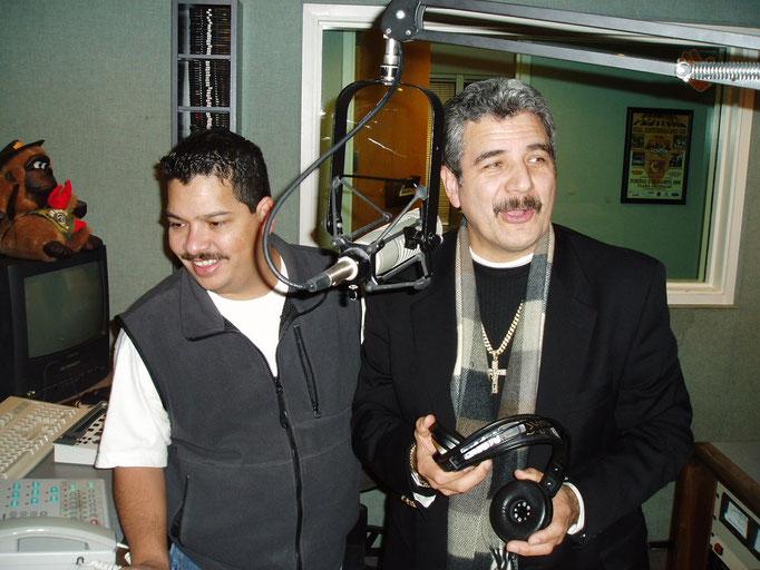 Con Jose Luis Ayala Los Humildes