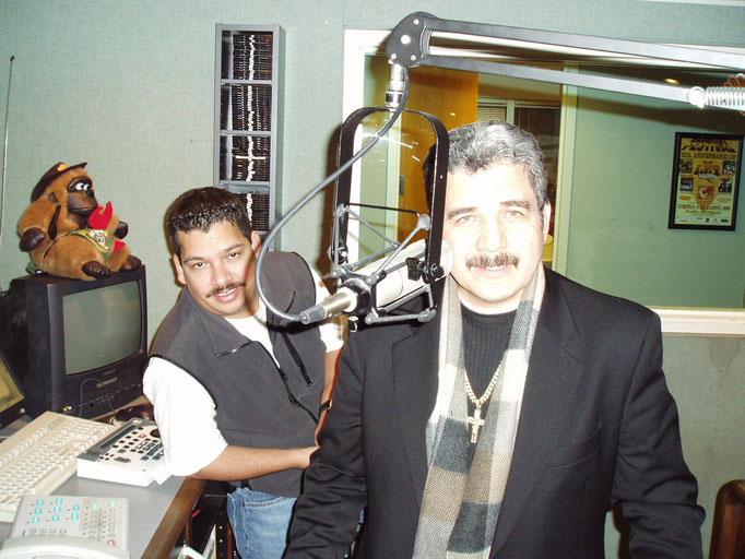 Con Jose Luis Ayala (Los Humildes)