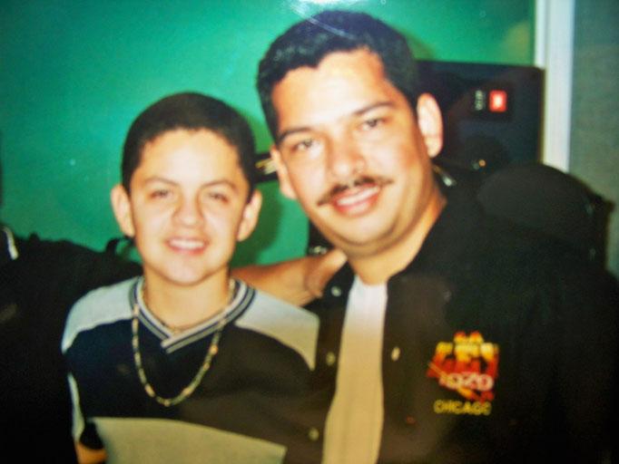 Bien Morros los dos - Gerardito Fernandez y Yo