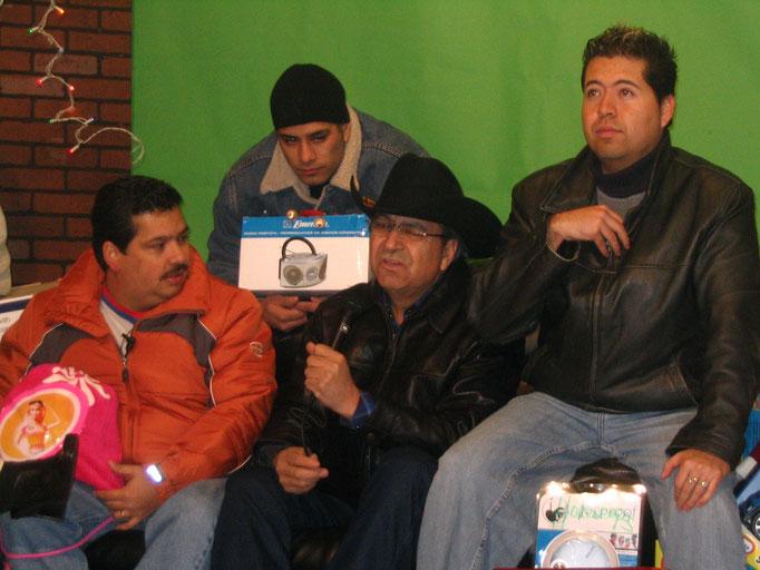 Con Armando Terrazas (Los Horoscopos de Durango)