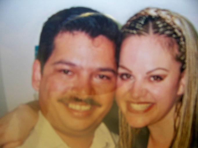 Con Jeny Rivera