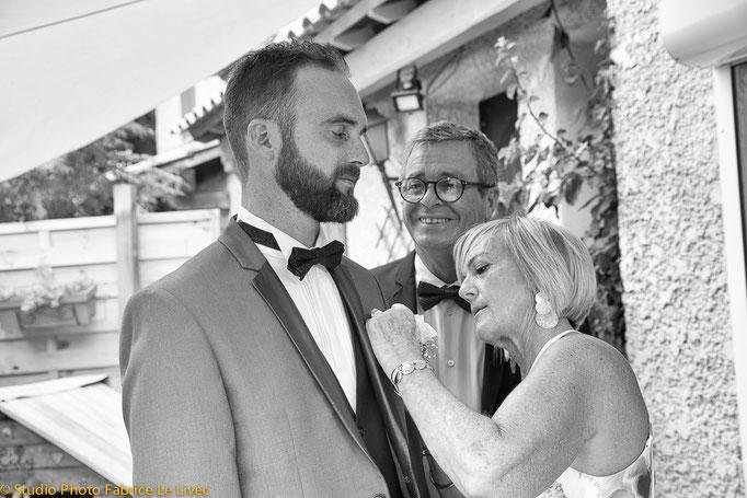 Préparatif de mariage a Six fours