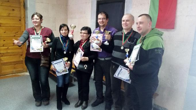 Победители открытого Кубка РБ