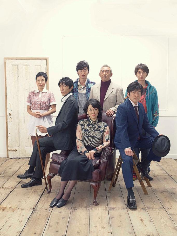 鈴木砂羽&東京乾電池