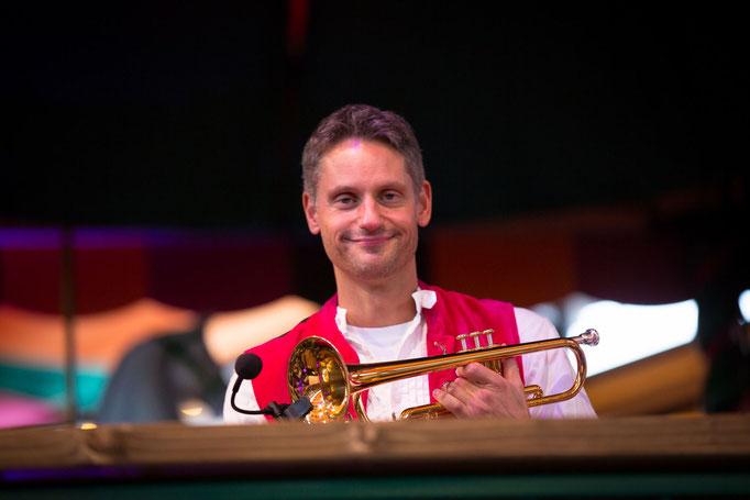 Partyband mit Florian Jechlinger