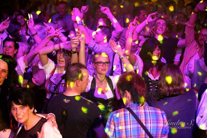 Partyband bekannt vom Münchner Oktoberfest