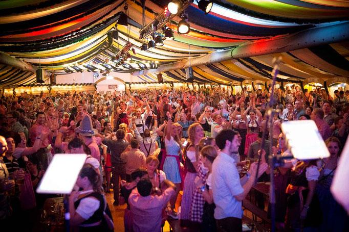 Zeltfestband München