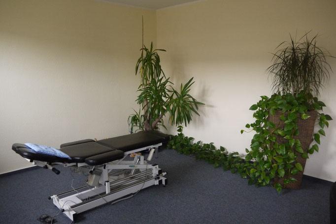 Arbeits- und Behandlungsraum