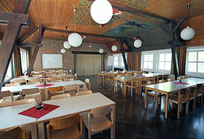 """Speise- und Tagesraum """"Rittersaal"""""""
