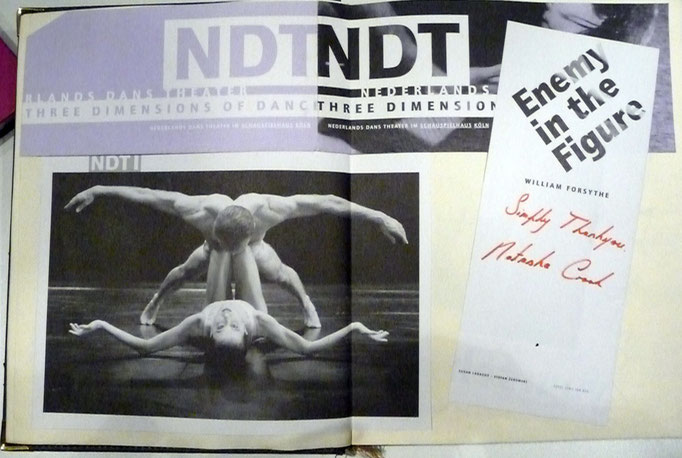Nederlands Dance Theater- Natasha Crook
