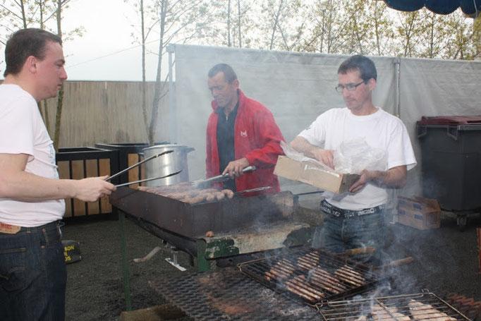 Les champions du Barbecue !